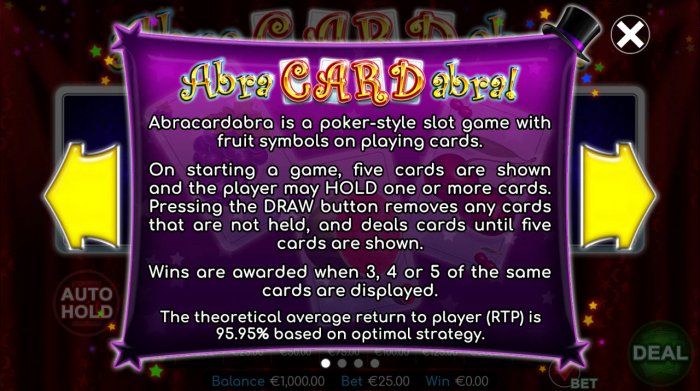 All Online Pokies - General Game Rules