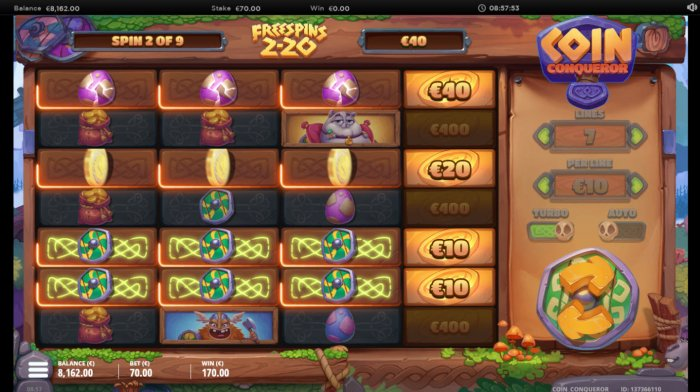 Coin Conquer by All Online Pokies