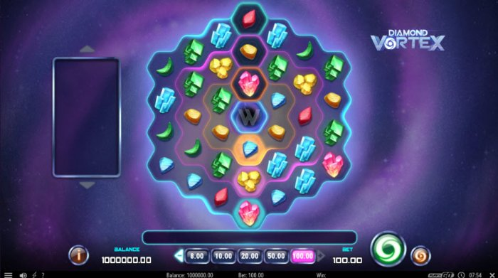 Diamond Vortex screenshot