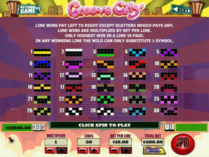 All Online Pokies image of Groove City