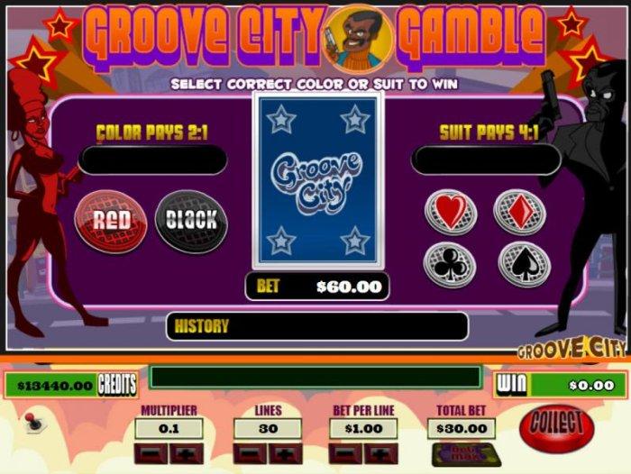 Groove City screenshot