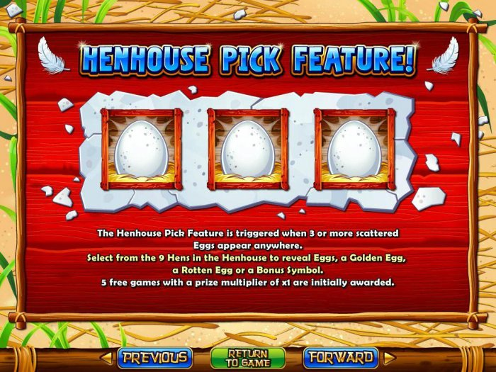 Hen House by All Online Pokies