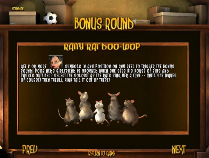 Ned and his Friends by All Online Pokies