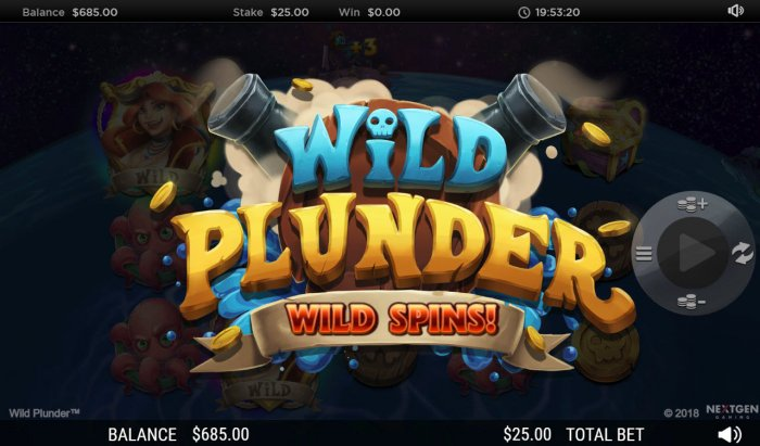 Images of Wild Plunder