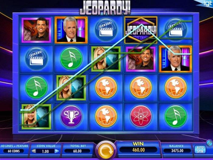 Jeopardy! by All Online Pokies