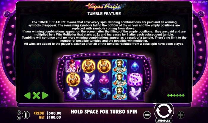 Vegas Magic by All Online Pokies
