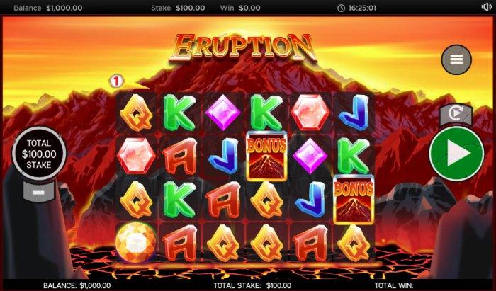 Eruption screenshot