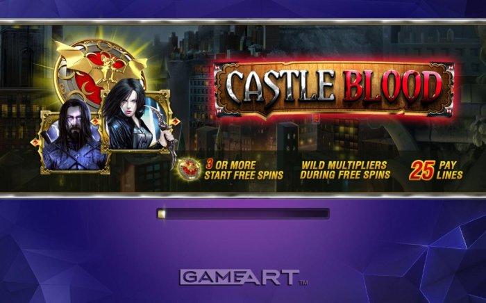 Splash screen - game loading - All Online Pokies