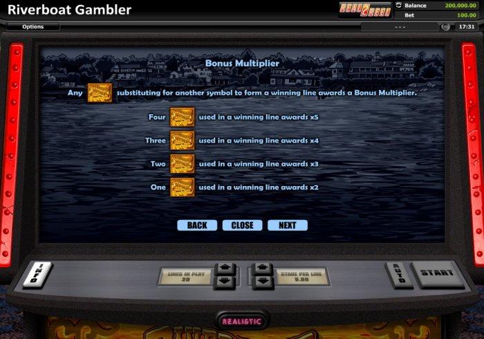 Riverboat Gambler screenshot
