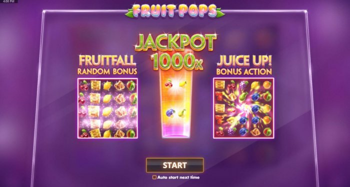All Online Pokies image of Fruit Pops