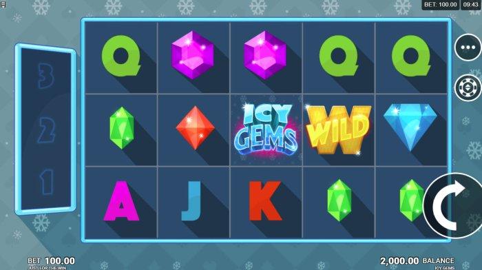 Icy Gems screenshot