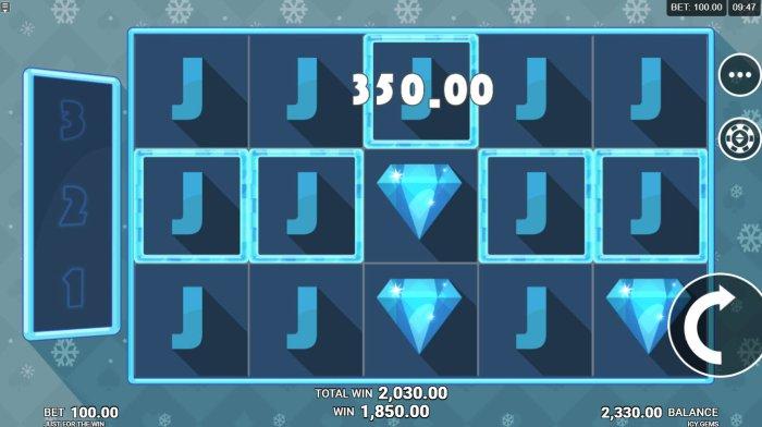 All Online Pokies image of Icy Gems
