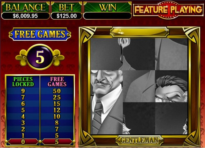 All Online Pokies image of It's a Mystery