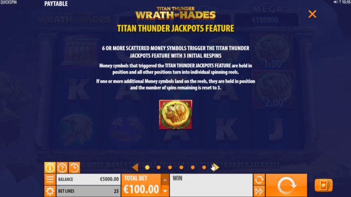 Jackpot Rules by All Online Pokies