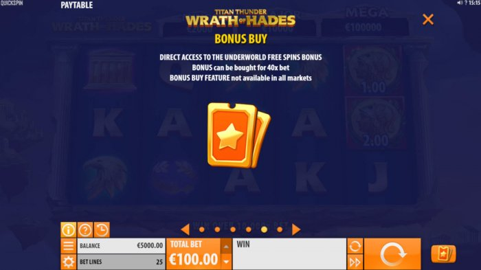 All Online Pokies - Buy Feature