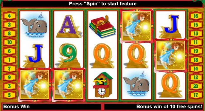 Wooden Boy by All Online Pokies