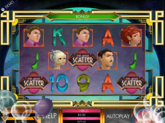 The Great Cashby screenshot