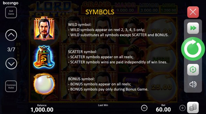 Wild and Scatter Rules - All Online Pokies