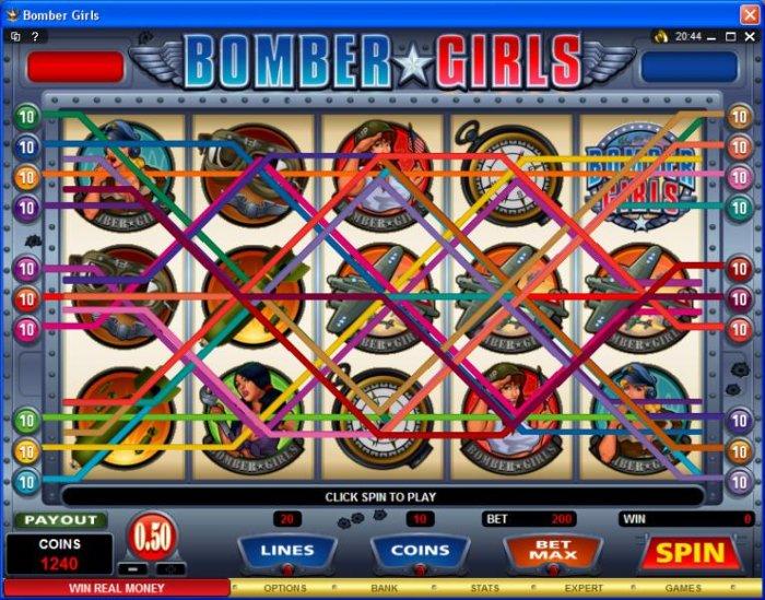Images of Bomber Girls