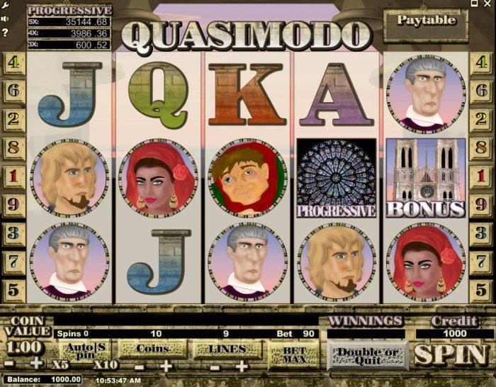 Quasimodo screenshot