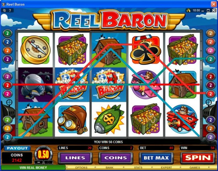 Reel Baron screenshot