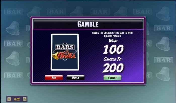 Bars and Bells screenshot