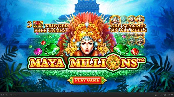 Maya Millions screenshot